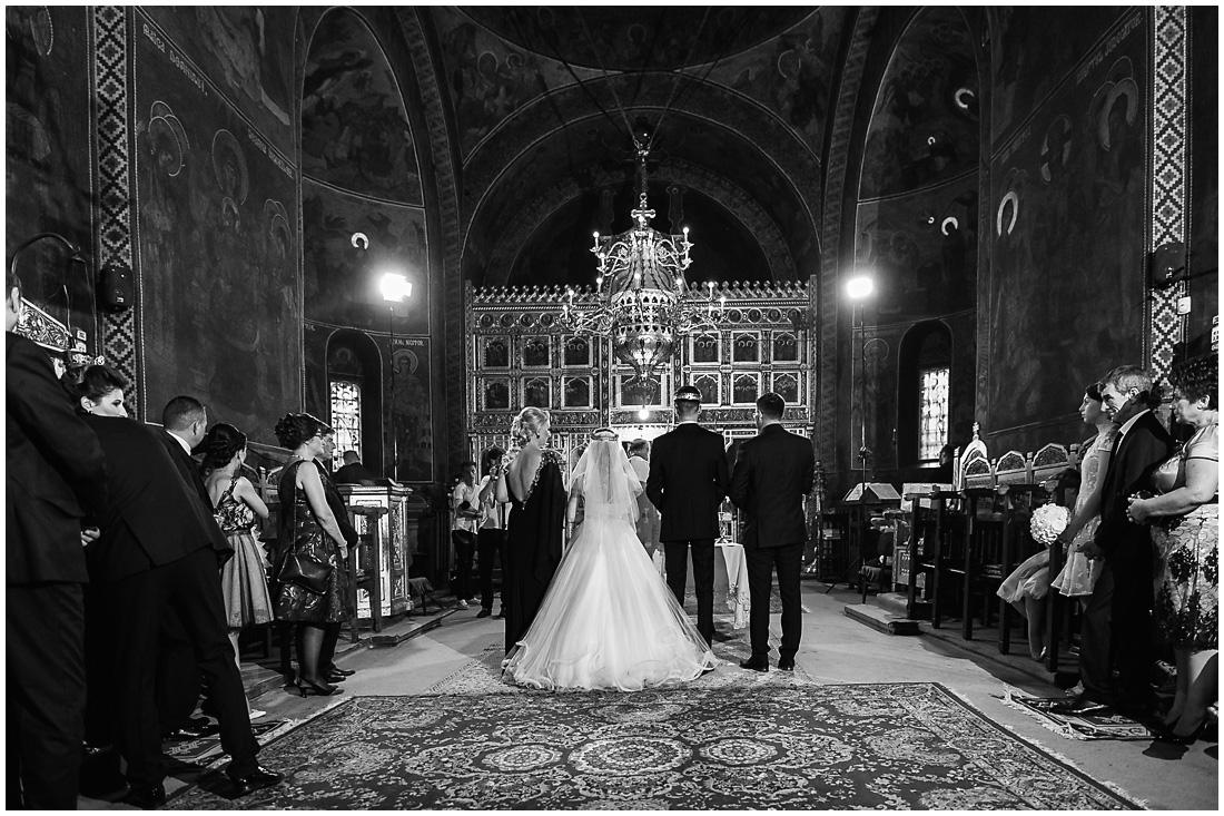 ceremonie nunta la biserica