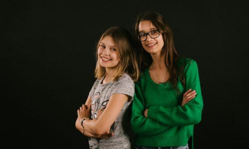 Karina si Larisa