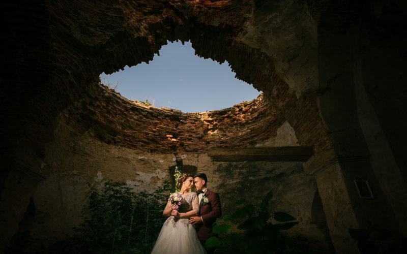 Andreea si Iulian fotografii nunta Iasi fotograf Cătălin Cîmpan