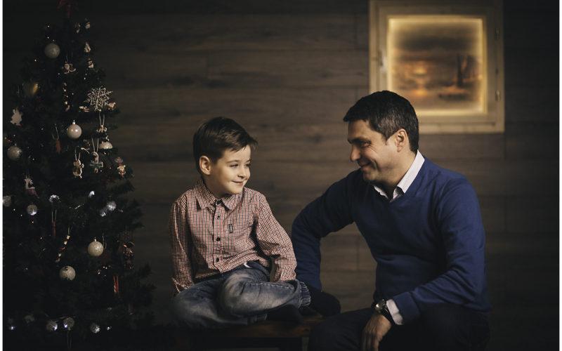 Andrei sesiune de Crăciun