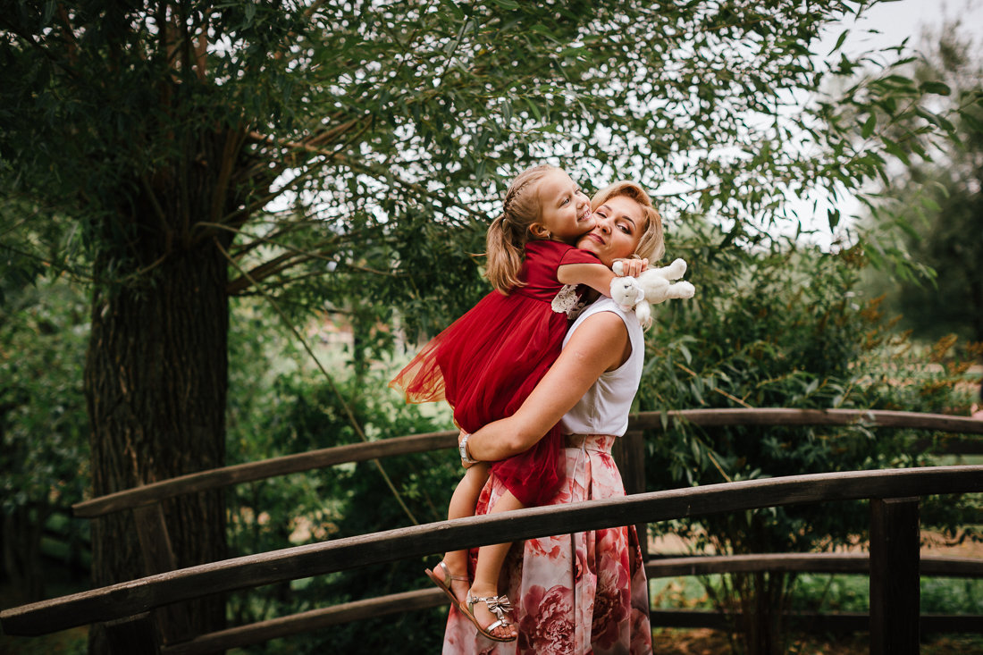 Sesiune foto de familie cu Iasmina