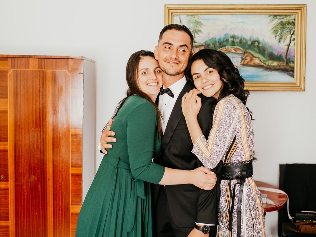 Ani de liceu cu emoții împreună Theodora si Aurel